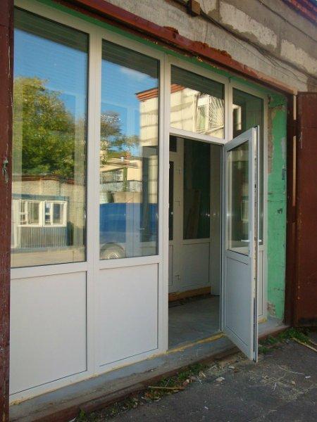 двери входные в коттедж солнечногорск
