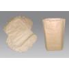 Бумажные мешки-крафт 3-4-хслойные, открытые и закрытые