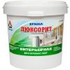 Люксорит - супербелая латексная краска для стен и потолков влажных помещений. Тара 24кг