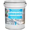 Цинконол - цинконаполненный грунт-протектор для металла, евроведро 12кг