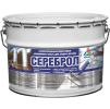 Сереброл - алюминиевая водостойкая серебристо-белая эмаль по металлу. Тара 10кг