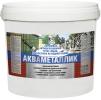 Акваметаллик - водная антикоррозионная акриловая грунт-эмаль по металлу. Тара 1кг
