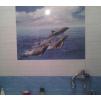 Панели пвх с 3d рисунком UNIQUE коллекция Дельфины