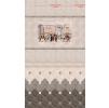 Декоративная панель VENTA Exclusive «Ретро Кафе бежевое» 0.25x2.7