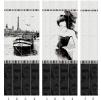 Панели пвх с 3d рисунком Париж