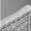 STOPHEAT-1000 (С) мат из стеклянных волокон облицованный стеклотканью (толщина 12 мм)