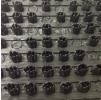 Щетинистое покрытие РОМБ 239 чёрный
