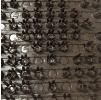 Щетинистое покрытие РОМБ 237 тёмный шоколад