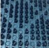 Щетинистое покрытие РОМБ 278 синий металлик
