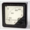 Амперметр,вольтметр Э30,переменный ток, размер 160х160мм