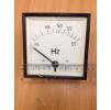 Частотомер Э373,габарит 120х120мм,45-55Гц,380В,кл.т.0,5