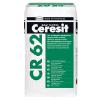 Гидрофобная санирующая штукатурка Церезит CR 62