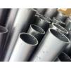 Трубы ПНД техническая для кабеля 225х8.6 мм гладкая.