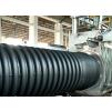 Труба гофрированная 250/216мм для наружной канализации SN8 с раструбом (6 метров)