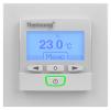 Терморегулятор Thermoreg TI-950 Design программируемый с технологией Eco-Logic (Швеция)
