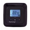 Терморегулятор для теплого пола Thermoreg TI-900 Black (Швеция)
