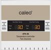 Терморегулятор Caleo UTH-90 двухзонный