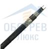 Кабель саморегулирующийся греющий нагревательный Obogrev Lux PSK 16-2 ВT для обогрева водопровода