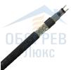Кабель саморегулирующийся нагревательный Obogrev Lux PSK 30-2 ВТ для обогрева кровли и водостоков