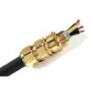 Ввод для бронированного кабеля, латунь M25 20 E1FX
