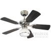 Люстра - вентилятор (потолочный вентилятор со светильником) Princess Radince II