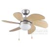 Люстра - вентилятор (потолочный вентилятор со светильником) Smart Star