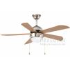 Люстра - вентилятор (потолочный вентилятор со светильником) Veneto Niquel