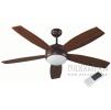 Люстра - вентилятор (потолочный вентилятор со светильником) Vanu Marron