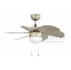 Люстра - вентилятор (потолочный вентилятор со светильником) Palao Gris