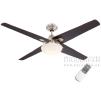 Люстра - вентилятор (потолочный вентилятор со светильником) Globo Zoran 0304