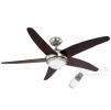 Люстра - вентилятор (потолочный вентилятор со светильником) Globo Fabiola 0306