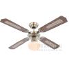 Люстра - вентилятор (потолочный вентилятор со светильником) Globo Champion 0309