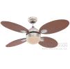 Люстра - вентилятор (потолочный вентилятор со светильником) Globo Wade 0318