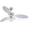 Люстра - вентилятор (потолочный вентилятор со светильником) Globo Azalea 0334