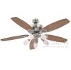 Люстра - вентилятор (потолочный вентилятор со светильником) Globo Jerry 0337