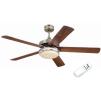 Люстра - вентилятор (потолочный вентилятор со светильником) Hercules Supreme