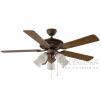 Люстра - вентилятор (потолочный вентилятор со светильником) Casafan Centurion 132 BZ 5L