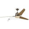 Люстра - вентилятор (потолочный вентилятор со светильником) Casafan Eco Aviatos 162 BN-AH RC