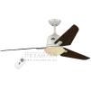 Люстра - вентилятор (потолочный вентилятор со светильником) Casafan Eco Aviatos 132 WE-NB RC