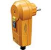 Вилка с защитным отключением УЗО-ДПВ16 30мА, IP44 | арт. WDV30-16-30-K09 | IEK