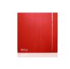 Вытяжной бытовой бесшумный вентилятор SILENT-100 CZ RED DESIGN-4C