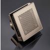 Вытяжной бытовой бесшумный вентилятор Punto Evo ME 100/4 LL T YELLOW GOLD