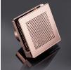 Вытяжной бытовой бесшумный вентилятор Punto Evo ME 100/4 LL T PINK GOLD