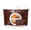 """""""EUROTEX"""" (Евротекс, Рогнеда) — акриловый защитный декоративный лак для дерева с УФ-фильтром для внутренних и наружных работ"""