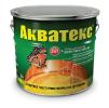 """""""АКВАТЕКС"""" (Рогнеда) — лессирующая краска на алкидной основе с антисептиками для защиты от атмосферных нагрузок и декоративной отделки древесины, 10л"""