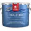 """""""TIKKURILA"""" Pika-Teho (Пика-Техо Тиккурила, Финляндия) — матовая колеруемая акрилатная краска с маслами для наружных деревянных поверхностей, 9л"""