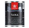 """Лазурь """"TIKKURILA"""" Taika (Тайка, Тиккурила Финляндия) - лессирующая одноцветная перламутровая лазурь с блеском благородного металла, золото, 0,9л"""