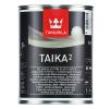 """Лазурь """"TIKKURILA"""" Taika 2 (Тайка 2, Тиккурила Финляндия) - лессирующая двухцветная перламутровая лазурь золото/серебро, 1л"""