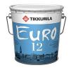 """""""TIKKURILA"""" Euro 12 (Тиккурила Евро 12, Санкт-Петербург) - полуматовая водоэмульсионная краска для стен и потолков в помещениях с высокой нагрузкой"""