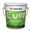 """""""TIKKURILA"""" Euro Facade (Евро Фасад Тиккурила, Санкт-Петербург) - совершенно матовая фасадная краска с хорошей атмосферостойкостью, 9л"""